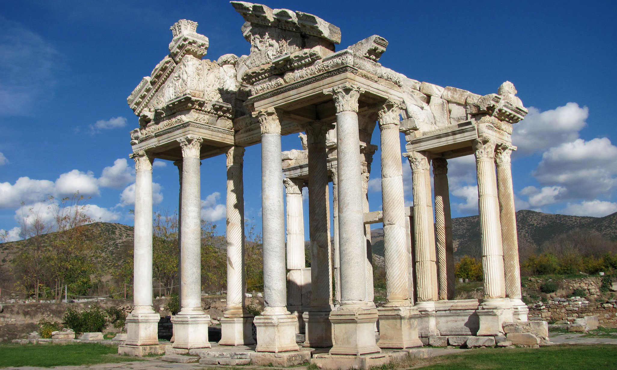 Aphrodisias Tour - Denizli Airport